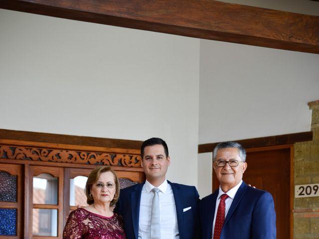 El matrimonio de Alberto y Ángela en Villa de Leyva, Boyacá 3