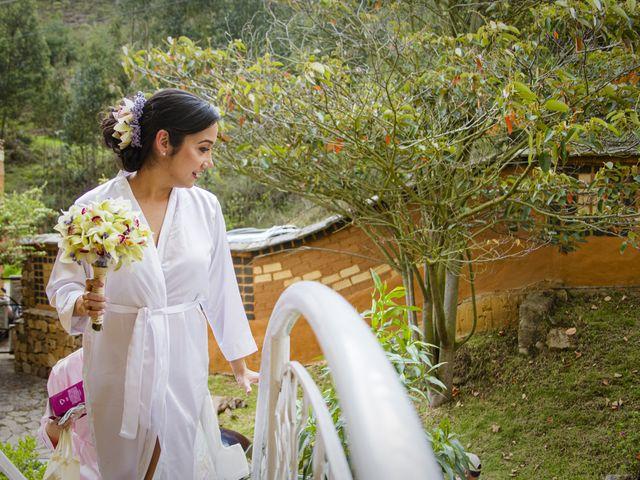 El matrimonio de Jaime y Monica en Tibasosa, Boyacá 11