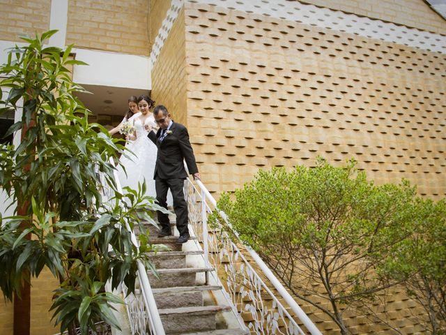 El matrimonio de Jaime y Monica en Tibasosa, Boyacá 14