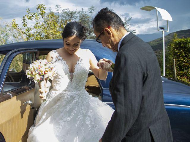 El matrimonio de Jaime y Monica en Tibasosa, Boyacá 17