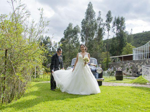 El matrimonio de Jaime y Monica en Tibasosa, Boyacá 18