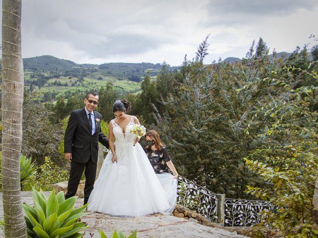 El matrimonio de Jaime y Monica en Tibasosa, Boyacá 21