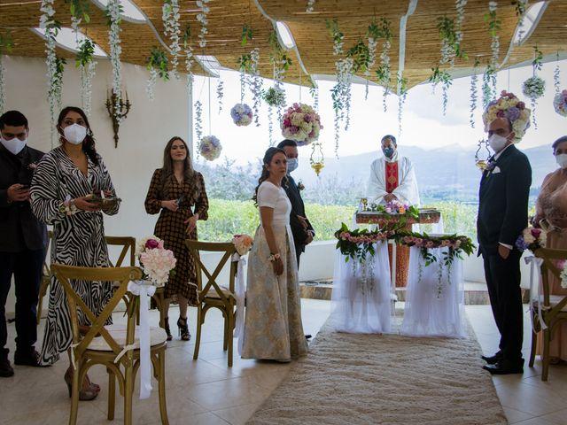 El matrimonio de Jaime y Monica en Tibasosa, Boyacá 22