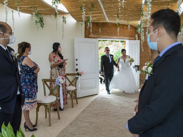 El matrimonio de Jaime y Monica en Tibasosa, Boyacá 23