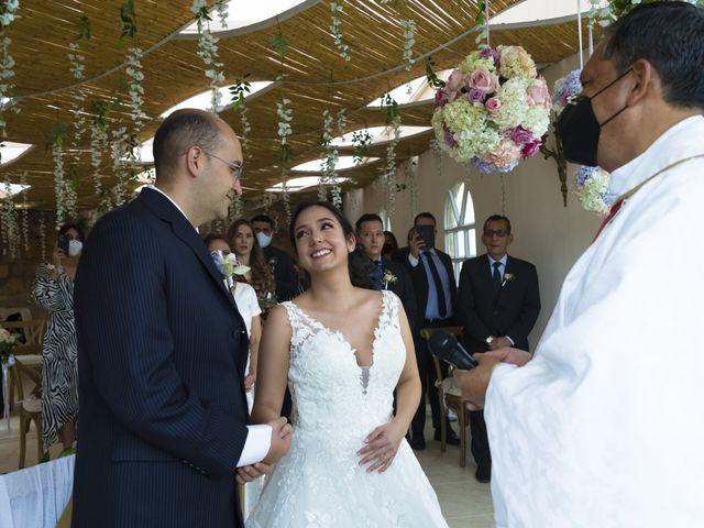 El matrimonio de Jaime y Monica en Tibasosa, Boyacá 33