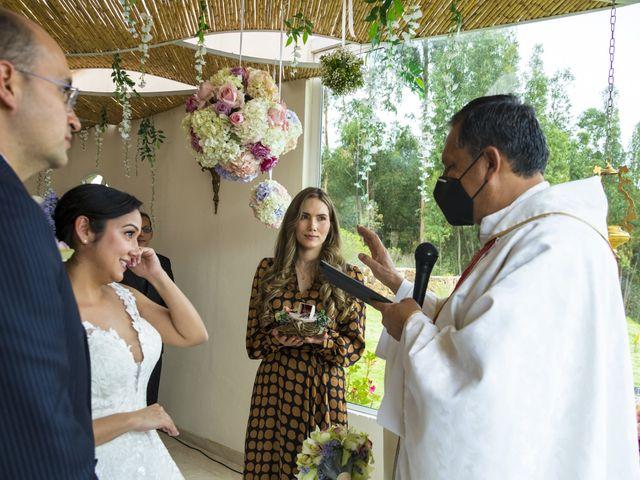 El matrimonio de Jaime y Monica en Tibasosa, Boyacá 36