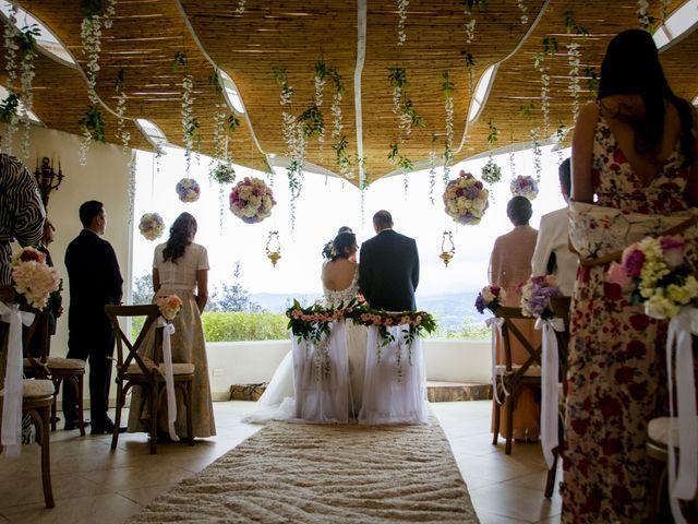 El matrimonio de Jaime y Monica en Tibasosa, Boyacá 1