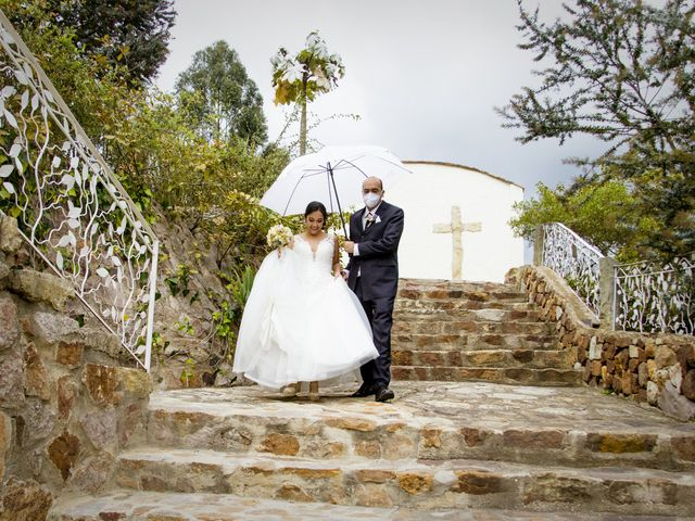 El matrimonio de Jaime y Monica en Tibasosa, Boyacá 49