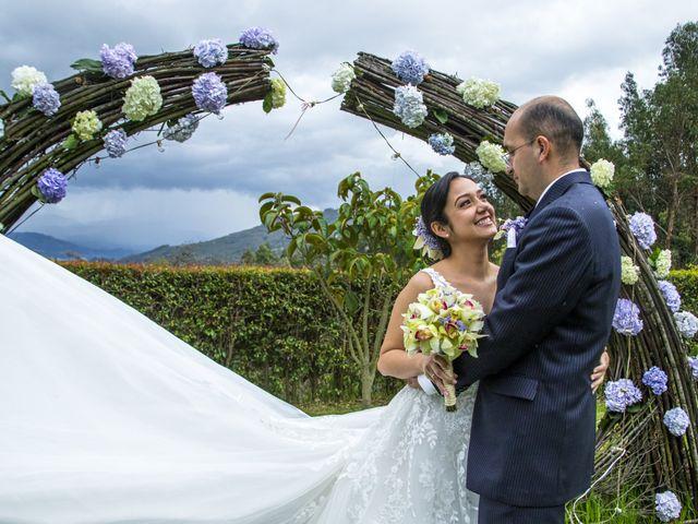 El matrimonio de Jaime y Monica en Tibasosa, Boyacá 50