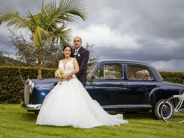 El matrimonio de Jaime y Monica en Tibasosa, Boyacá 51