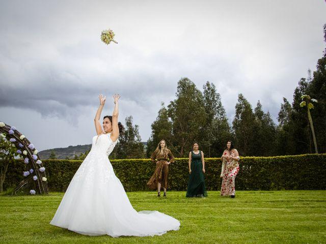 El matrimonio de Jaime y Monica en Tibasosa, Boyacá 2