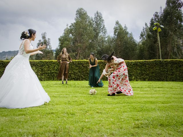 El matrimonio de Jaime y Monica en Tibasosa, Boyacá 55