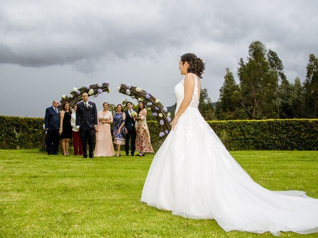El matrimonio de Jaime y Monica en Tibasosa, Boyacá 56
