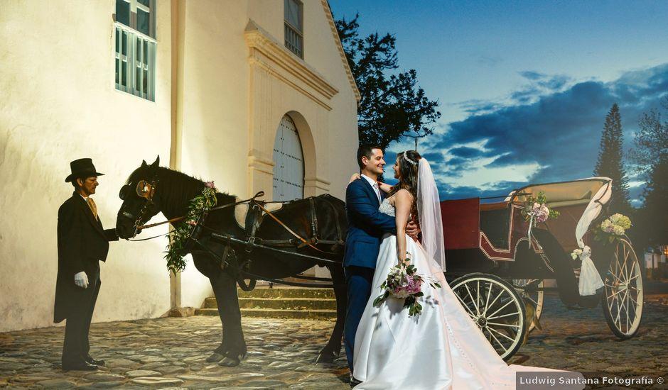 El matrimonio de Alberto y Ángela en Villa de Leyva, Boyacá