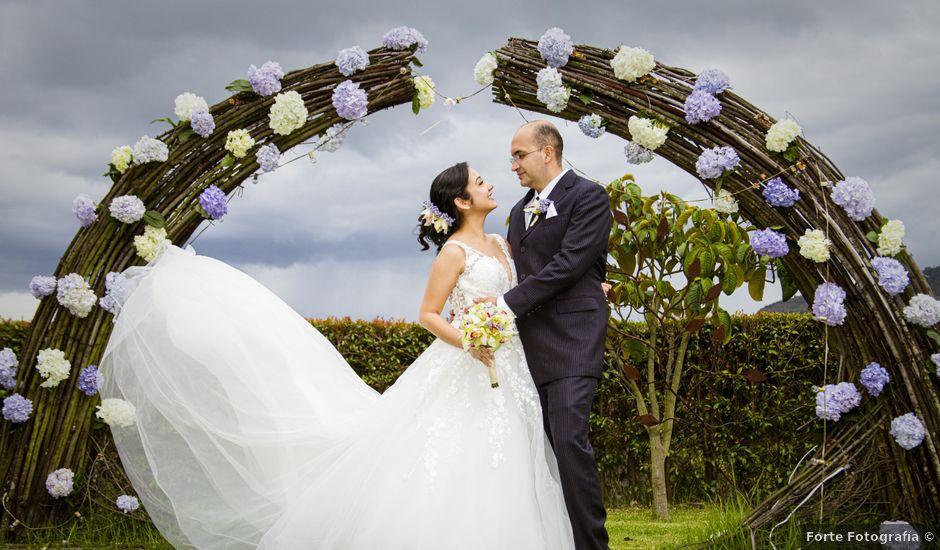 El matrimonio de Jaime y Monica en Tibasosa, Boyacá