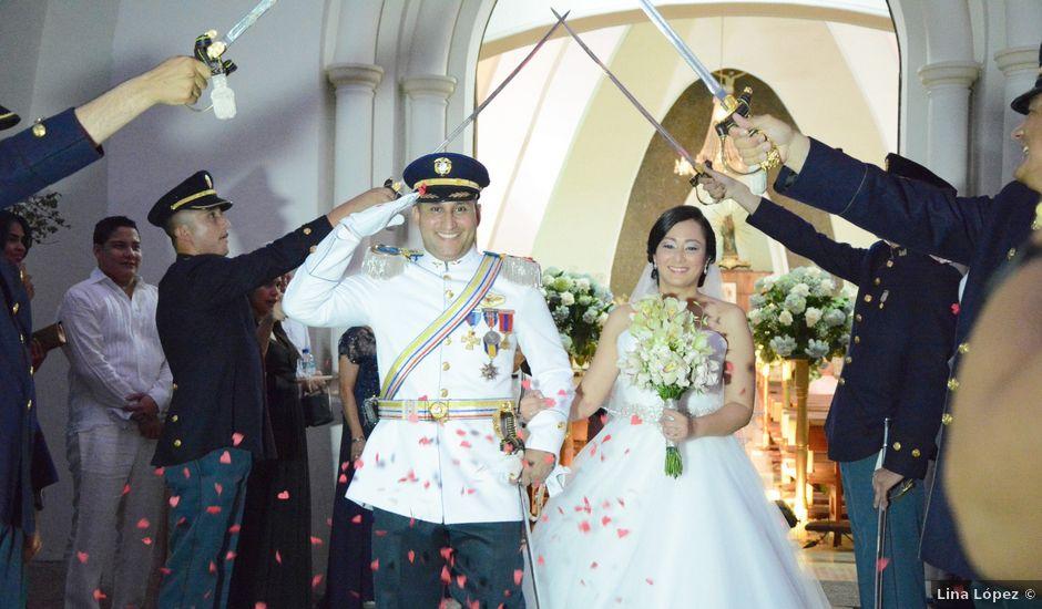 El matrimonio de Dario y Francia en Valledupar, Cesar