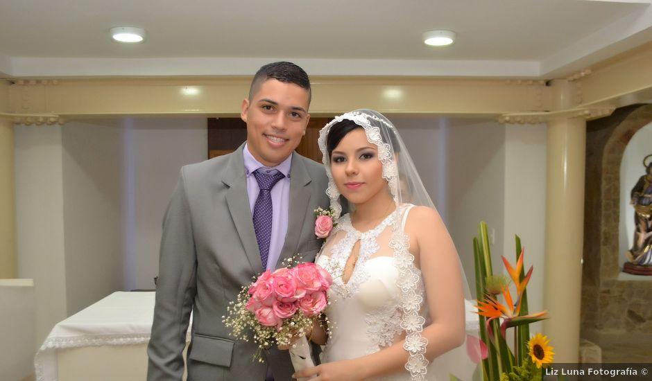 El matrimonio de andres y Karolyne en Cali, Valle del Cauca