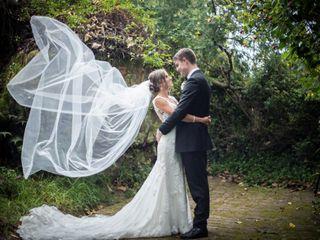 El matrimonio de Camila Bulla y Alex Wight