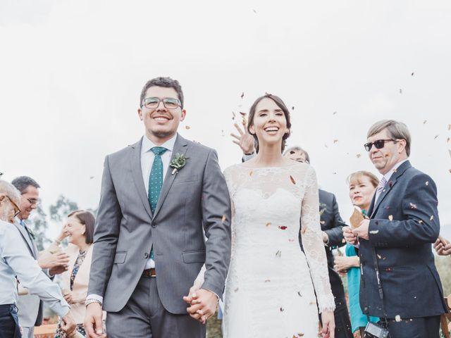 El matrimonio de Laura  y Juan David