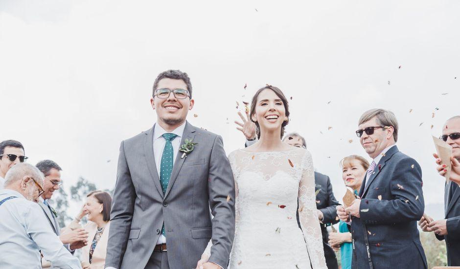 El matrimonio de Juan David  y Laura  en Chía, Cundinamarca