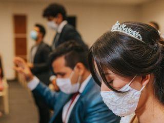 El matrimonio de Andrea  y Juan 3