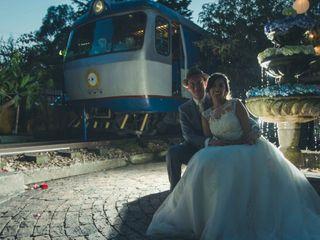 El matrimonio de Sandra y Andres