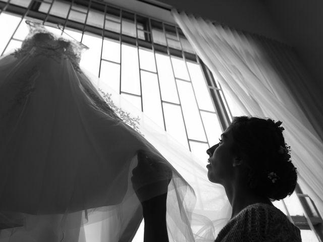 El matrimonio de Andres y Sandra en Chía, Cundinamarca 1