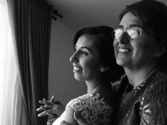El matrimonio de Andres y Sandra en Chía, Cundinamarca 7