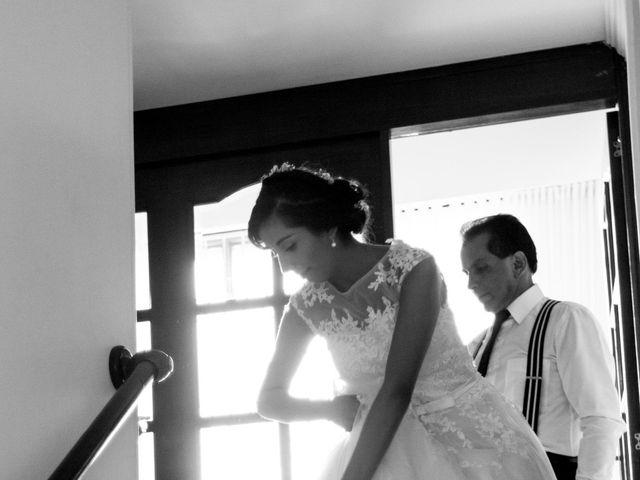 El matrimonio de Andres y Sandra en Chía, Cundinamarca 9