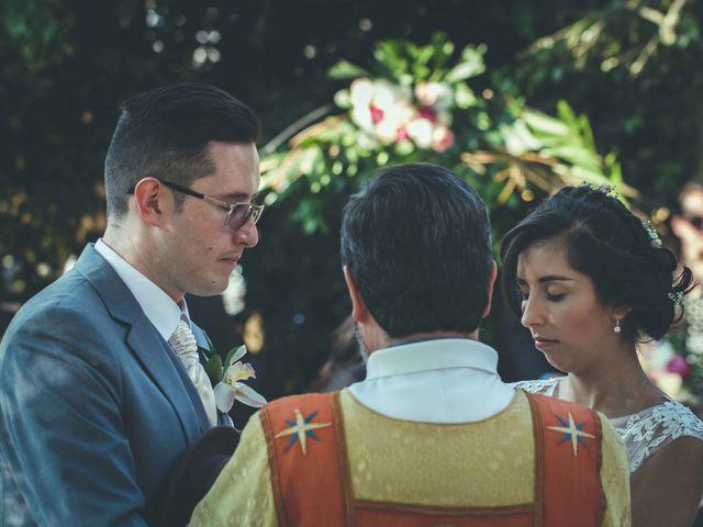 El matrimonio de Andres y Sandra en Chía, Cundinamarca 20
