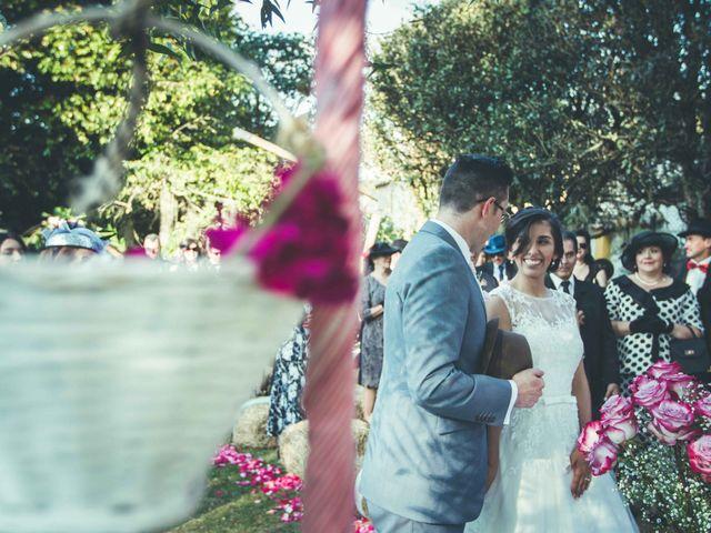 El matrimonio de Andres y Sandra en Chía, Cundinamarca 24