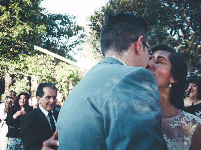 El matrimonio de Andres y Sandra en Chía, Cundinamarca 25