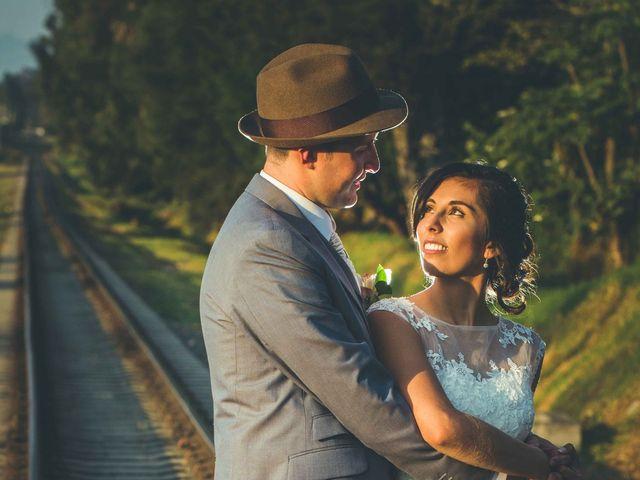 El matrimonio de Andres y Sandra en Chía, Cundinamarca 30