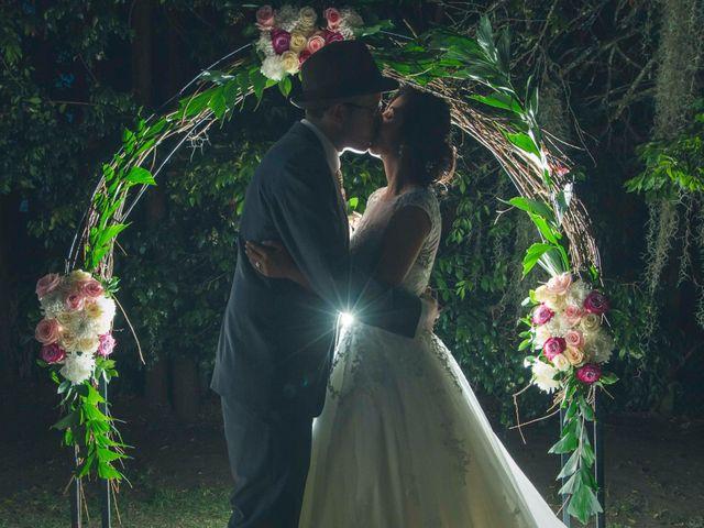 El matrimonio de Andres y Sandra en Chía, Cundinamarca 34