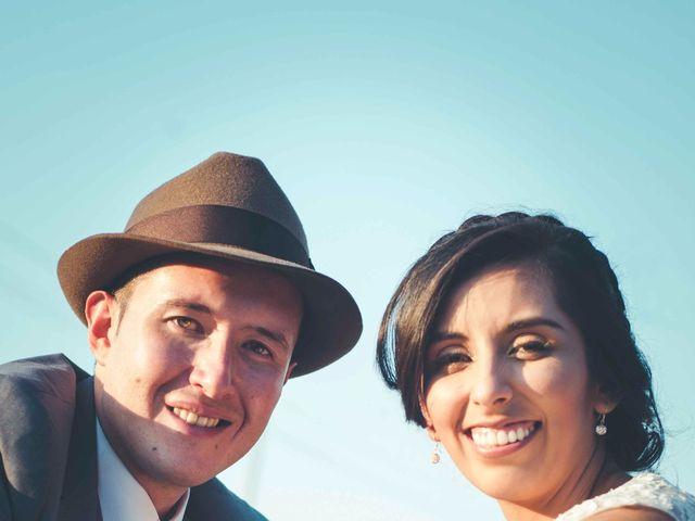 El matrimonio de Andres y Sandra en Chía, Cundinamarca 36