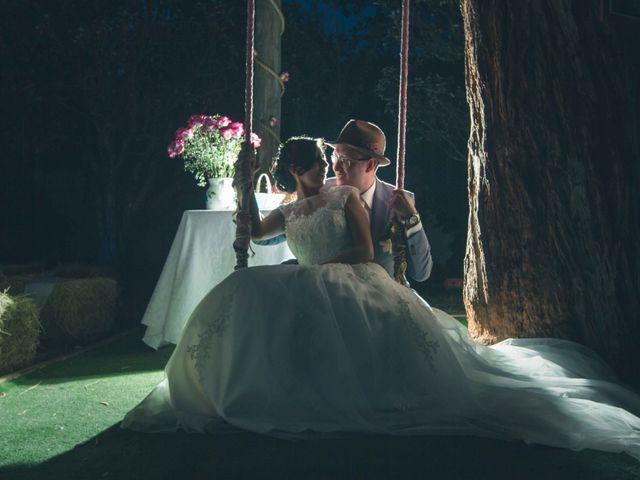 El matrimonio de Andres y Sandra en Chía, Cundinamarca 38