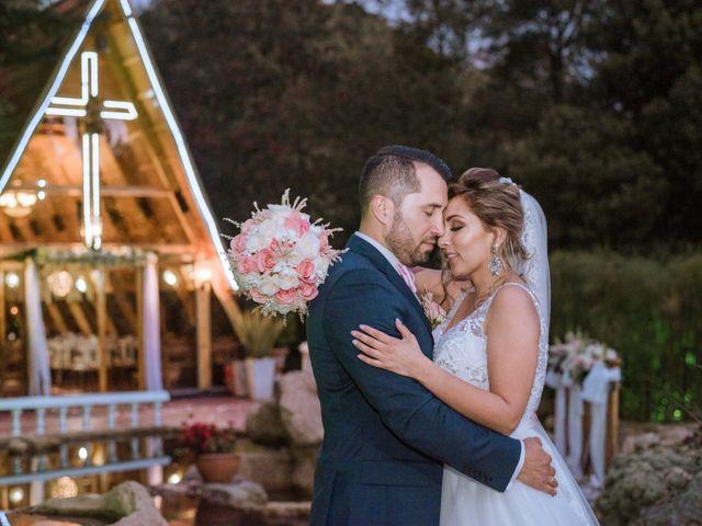 El matrimonio de Vanessa y Elkin