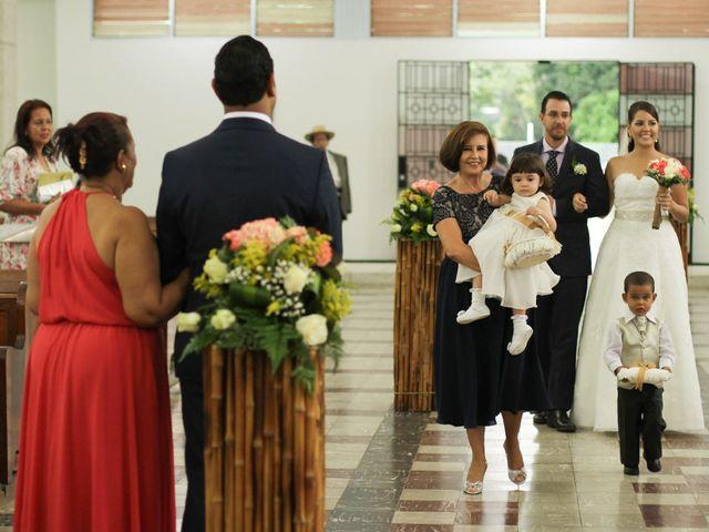 El matrimonio de Diego Mauricio y Maria Lucia en Cali, Valle del Cauca 17