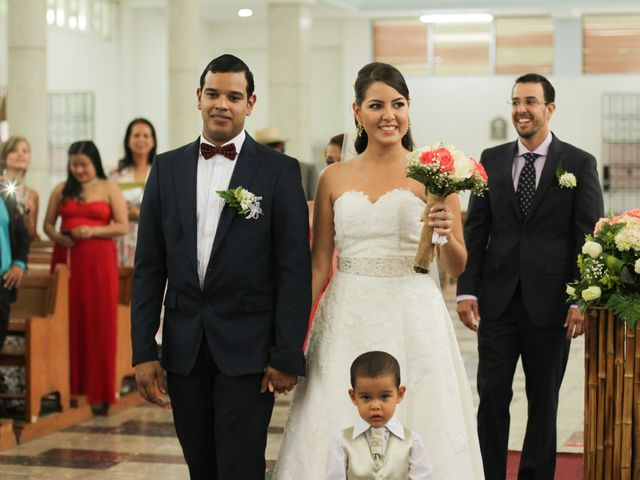El matrimonio de Diego Mauricio y Maria Lucia en Cali, Valle del Cauca 18