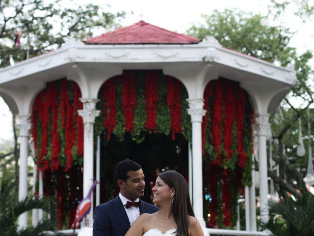 El matrimonio de Diego Mauricio y Maria Lucia en Cali, Valle del Cauca 41