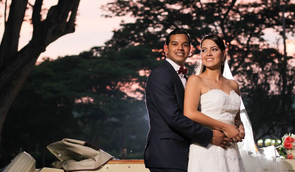 El matrimonio de Diego Mauricio y Maria Lucia en Cali, Valle del Cauca