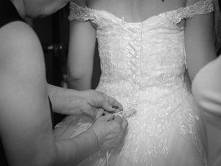 El matrimonio de Angelica y Roby 1