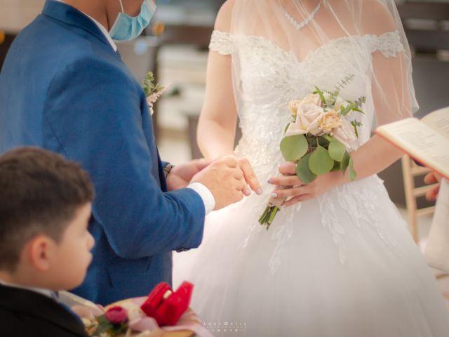 El matrimonio de Roby y Angelica en Neiva, Huila 17