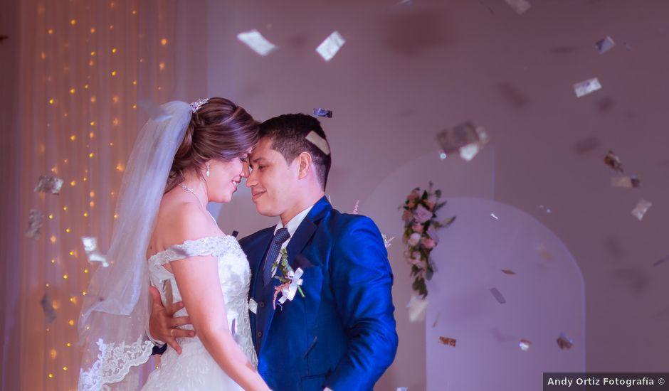 El matrimonio de Roby y Angelica en Neiva, Huila