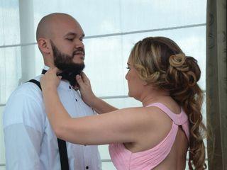 El matrimonio de alexandra y alex 2