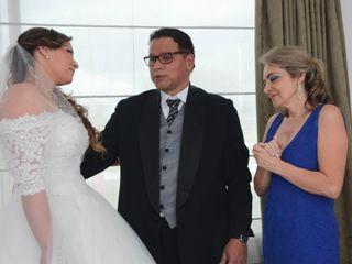 El matrimonio de alexandra y alex 3