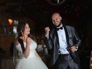 El matrimonio de alexandra y alex