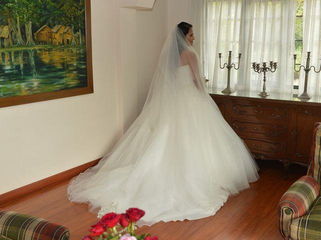 El matrimonio de Cleves y Johanna en Subachoque, Cundinamarca 1