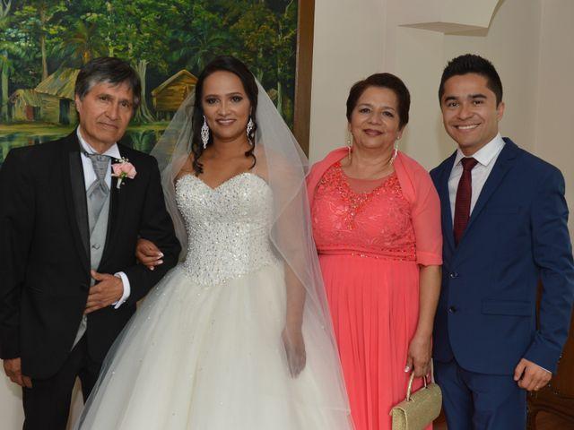 El matrimonio de Cleves y Johanna en Subachoque, Cundinamarca 2