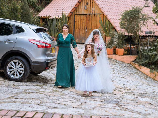 El matrimonio de César y Ibeth en Bogotá, Bogotá DC 6